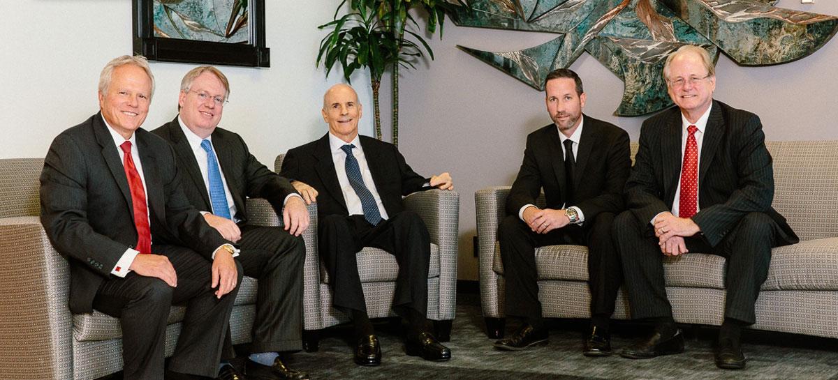 Lurie, Zepeda, Schmalz, Hogan & Martin Team